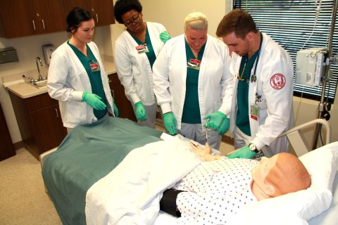 Nursing Students Clinical