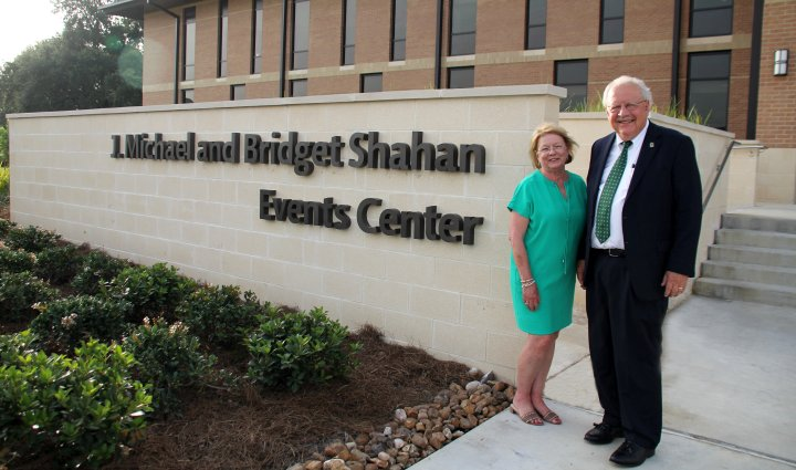 J. Michael and Bridget Shahan Events Center