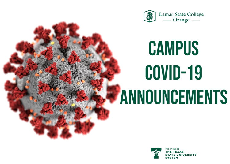 Campus Covid-19 Announcements